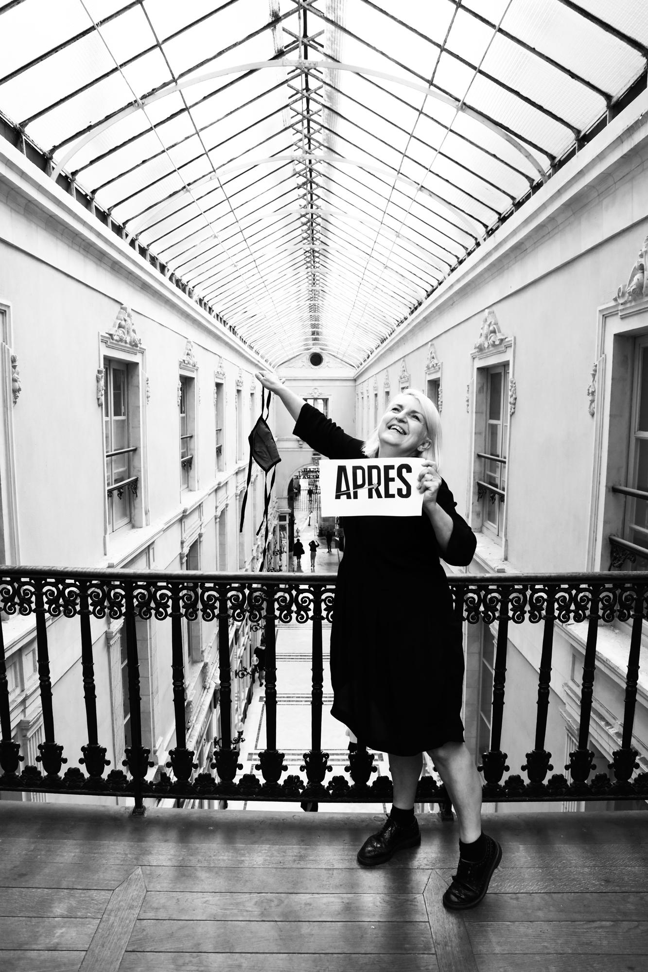 Patricia Teglia - Attachée de presse. ©Clémence Rougetet
