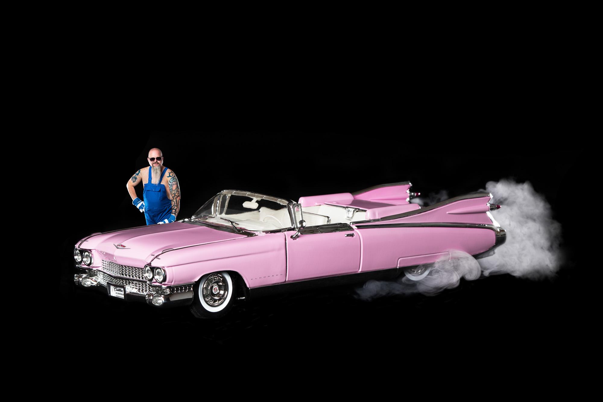 Pink Cadillac (Nathalie Cole, 1987)