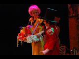 Kindermusical Bühnenbilder mit Kinder gestalten Atelier roter fuchs