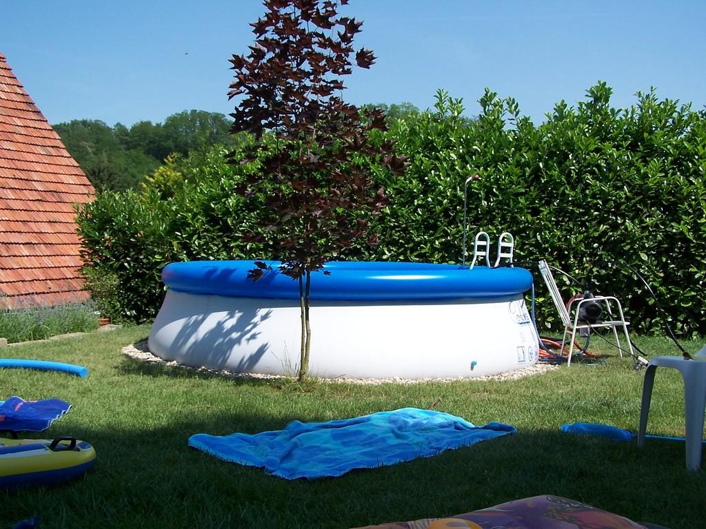 """Unsere """"Badewuchtel"""" für eine Saison - schön war es...."""
