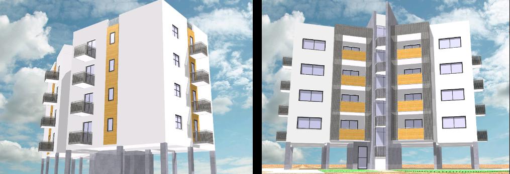 Edilizia residenziale pubblica all'interno del Contratto di Quartiere II di San Cataldo