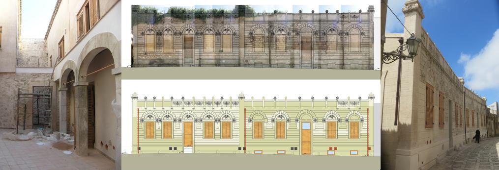Riqualificazione urbana del centro storico di Erice