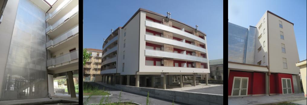 """Edilizia residenziale pubblica all'interno del Contratto di Quartiere II """"Teatro al Carmine"""" di Giarre"""