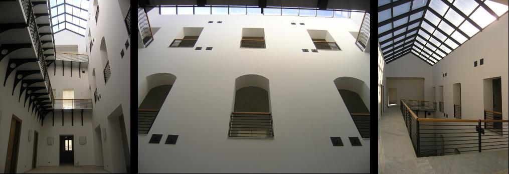 Consolidamento e restauro Palazzo Municipale di Santa Caterina Villarmosa