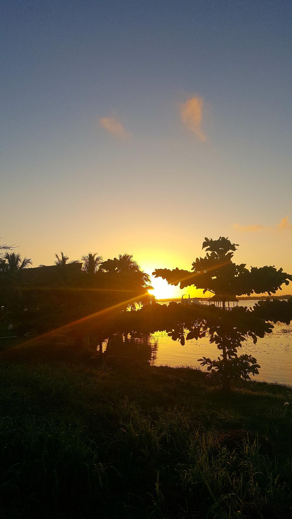 Den Sonnenaufgang hier solltet ihr mindestens einmal miterlebt haben!