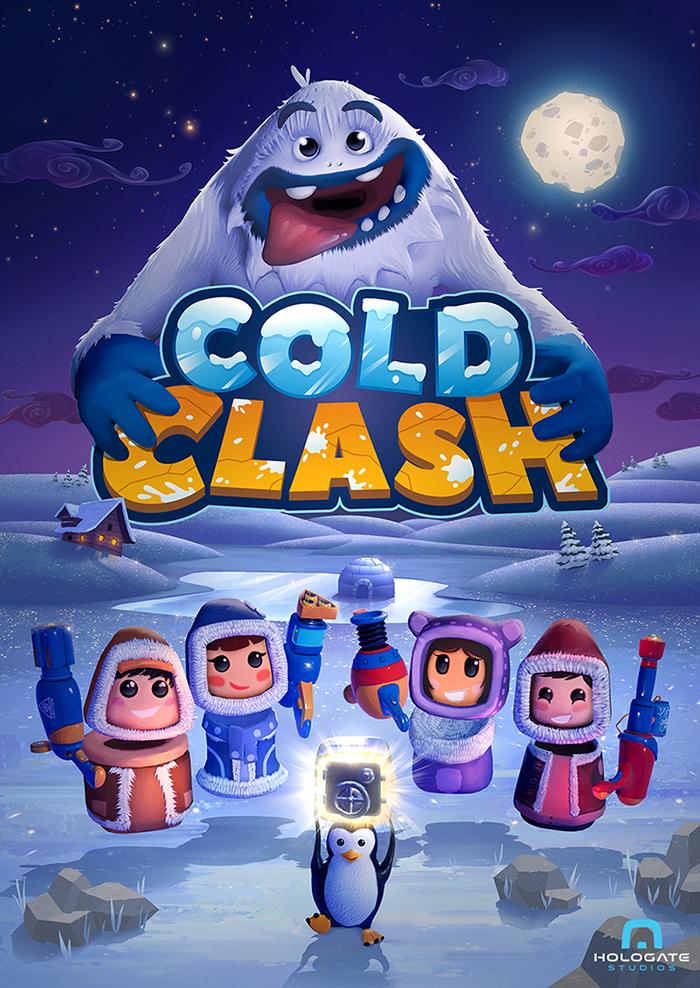 Hologate_ColdClash_Poster_Peter_Bartels