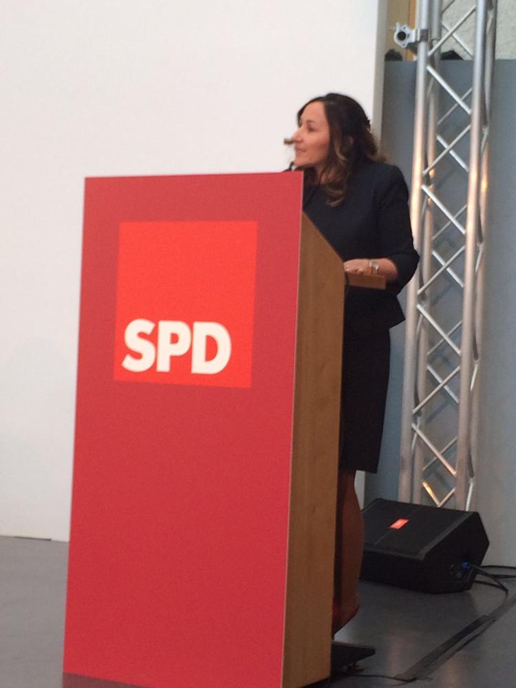 Wahlkreisdelegiertenkonferenz- Fürrede für Dr. Oliver Strank zur Wahl als Bundestagskandidat