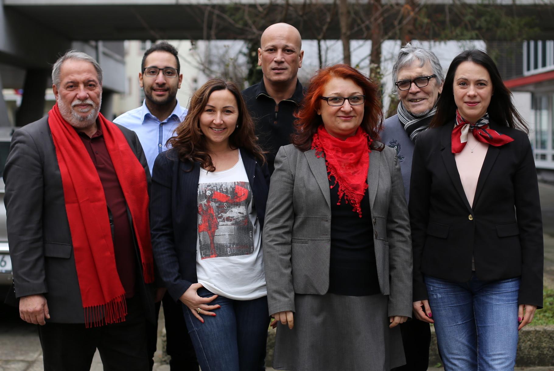 SPD - AG Migration und Vielfalt- Kommunalwahl 2016