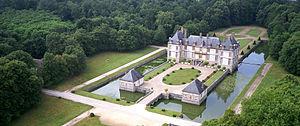 Château de Bourron Marlotte