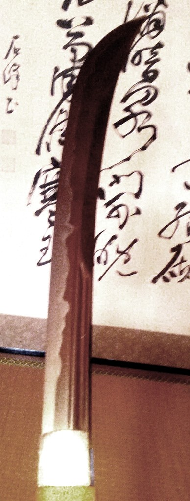 薙刀 「讃洲臣盈永 」 所載物