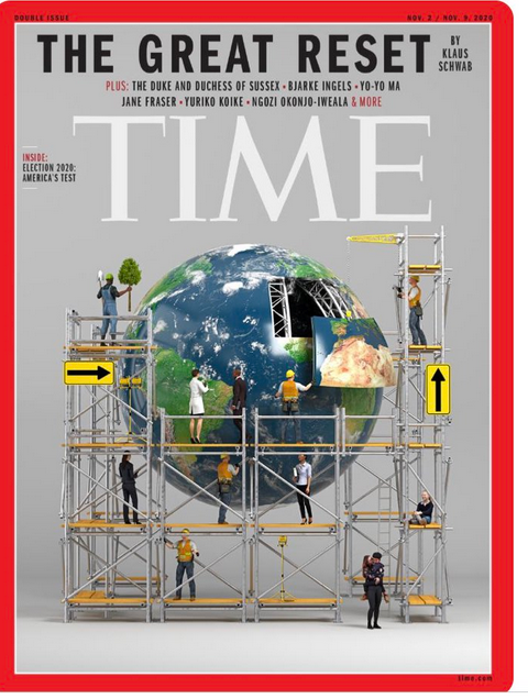 El Gran Reseteo Económico Mundial y el Nuevo Orden Mundial...