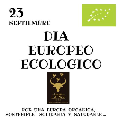 Día Europeo Ecológico: 23 septiembre