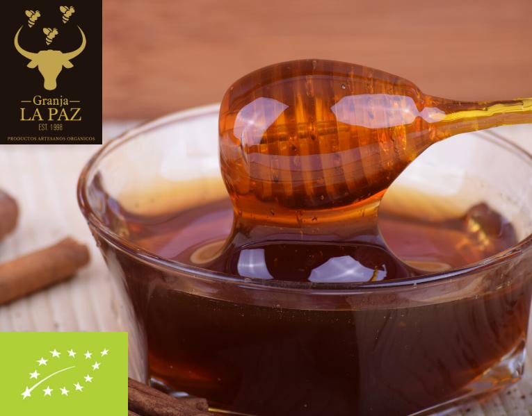 ¿Donde comprar miel artesanal y organica en España?