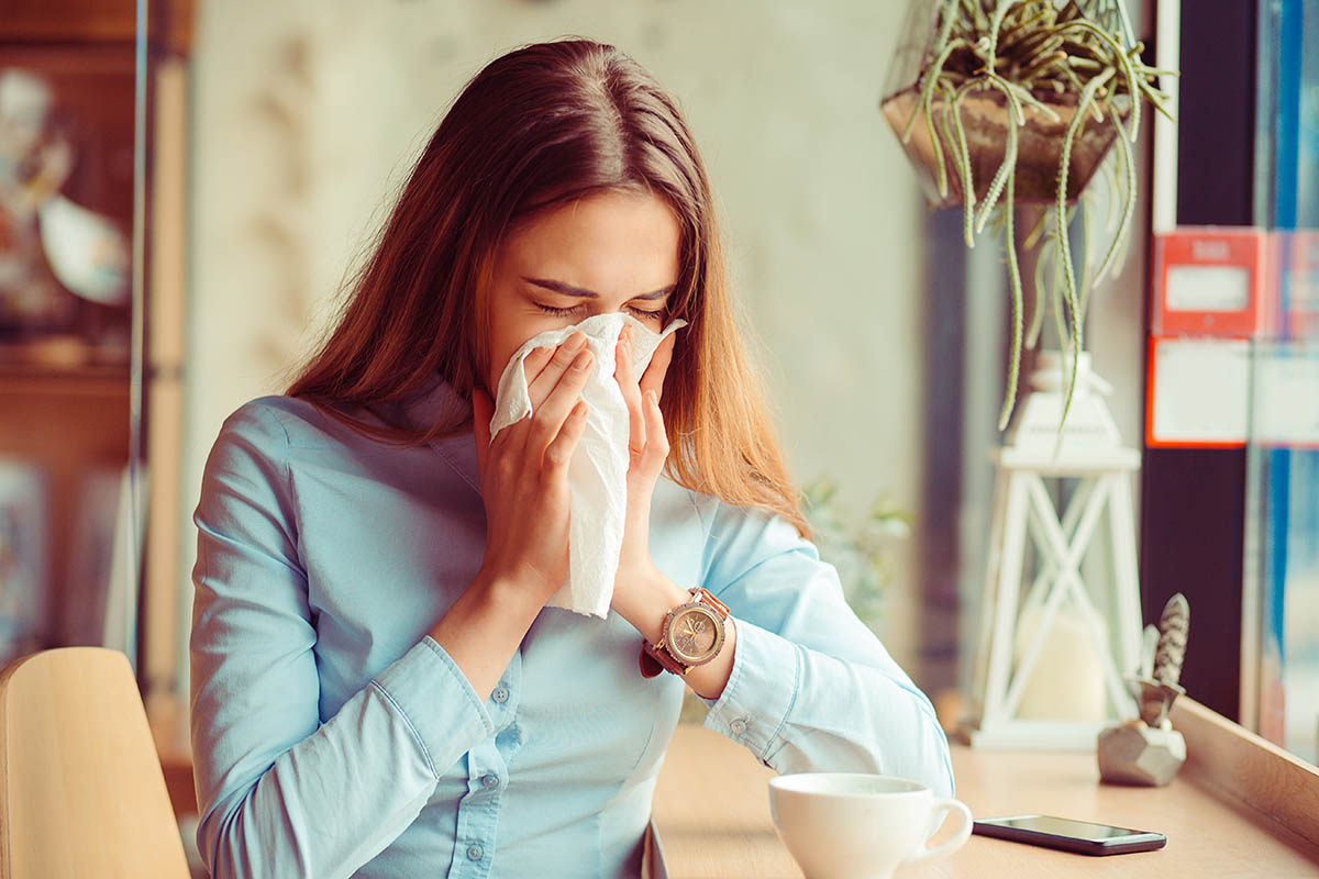 Es hora de fortalecer tus defensas inmunológicas para el otoño con estos trucos ...
