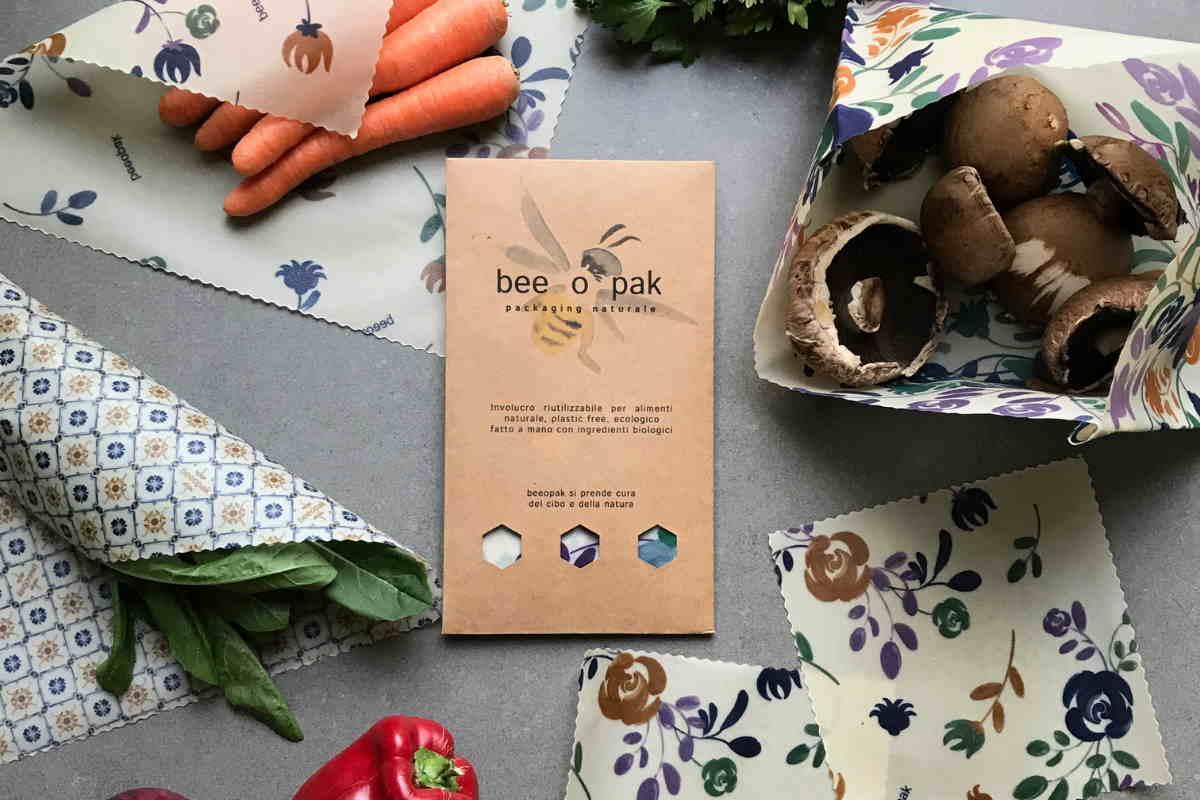 Beeopak, el film Made in Italy 100% natural y reutilizable, que conserva los alimentos de forma saludable y reduce los residuos ...