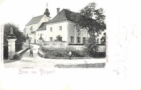 Postkarte, 1908