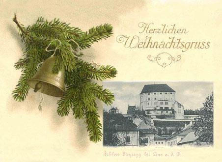 2018: Weihnachtspostkarte