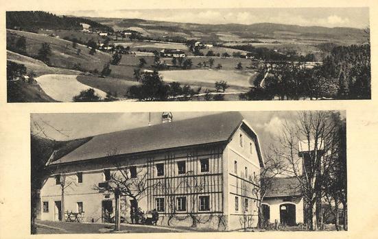 Gasthaus Daxleitner um 1940