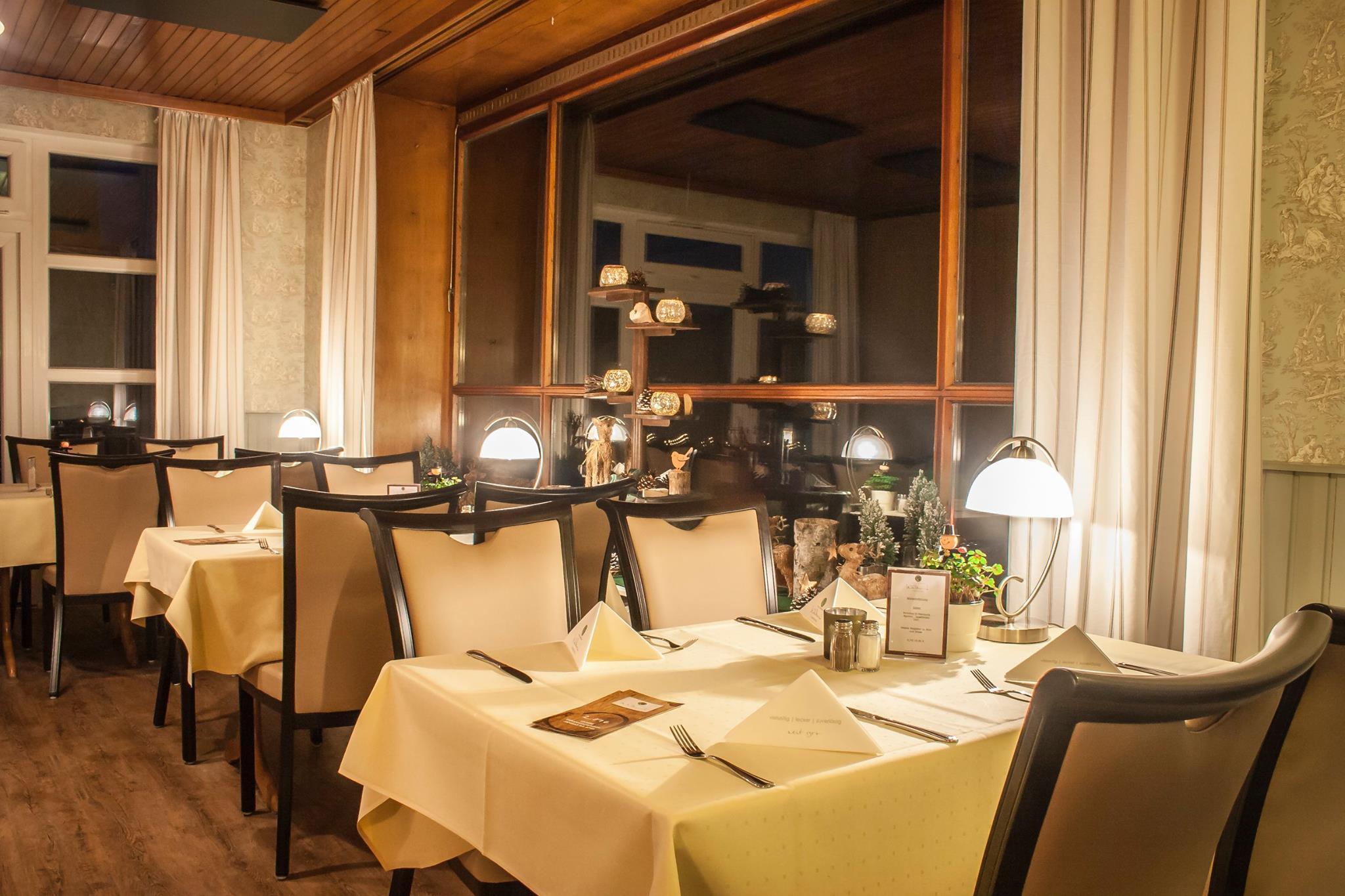 Unser Restaurant Waldesruh