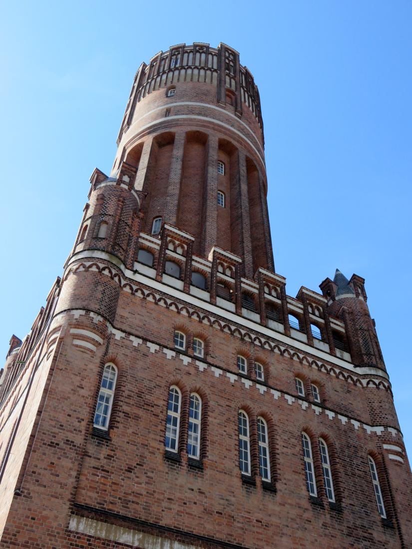 Lüneburg - Wasserturm