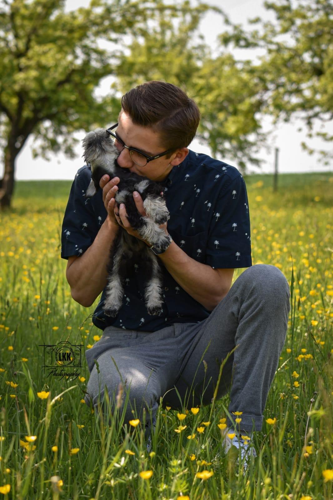 Fafner (heißt jetzt Eddi), Foto: LKK Photography