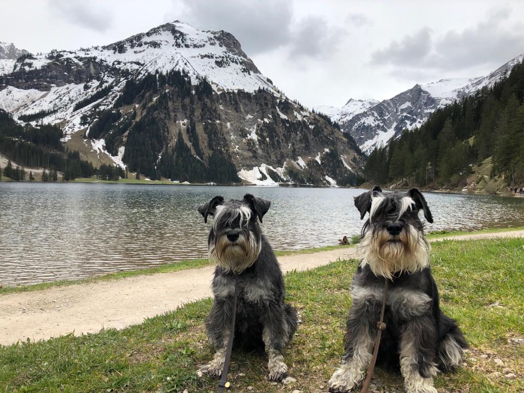 Pia und Brünni im Tannheimr Tal