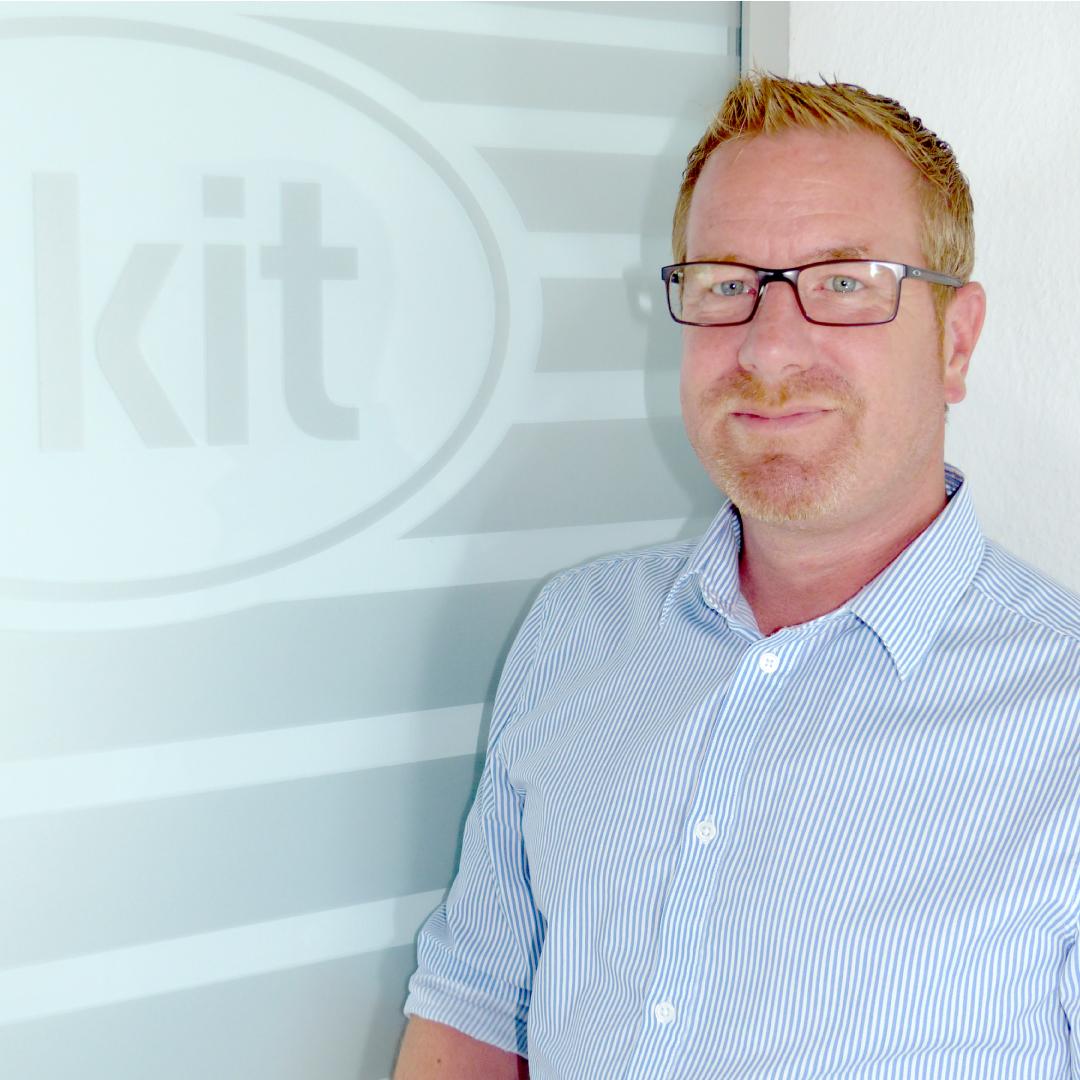 KIT GmbH verstärkt den Außendienst