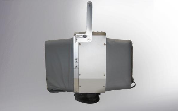 CoverPanel für einen 3D Laserscanner