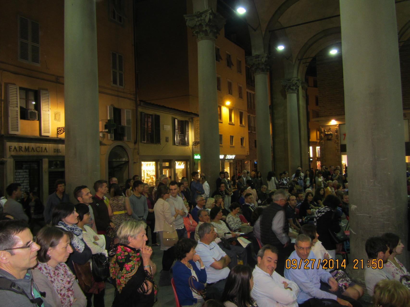 Concerto alla Loggia del Porcellino - Firenze (I) Le Chitarre di CesAre