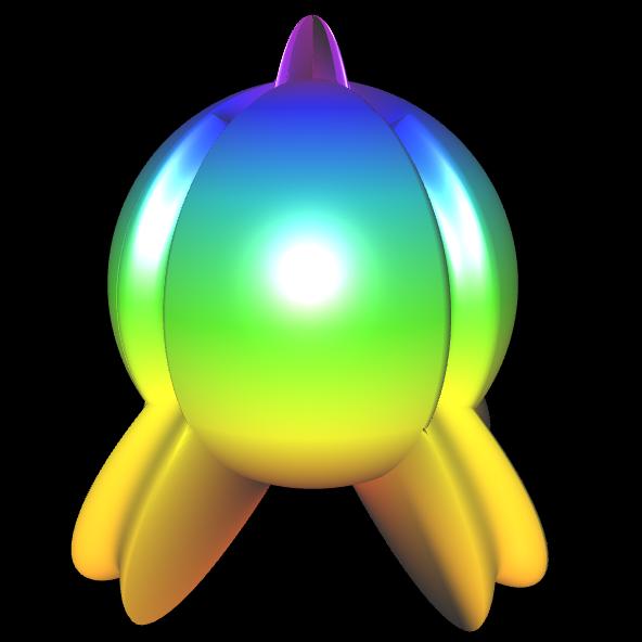 Spherical Harmonic - reelle Koeffizienten geschlossen - 4