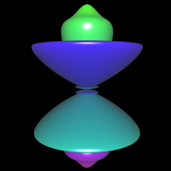 Spherical Harmonic - 3400 3100