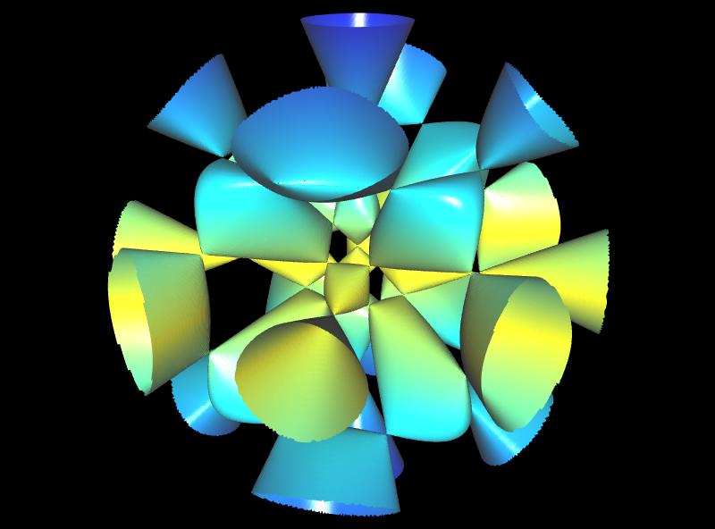 Sarti Octic 72 nodes
