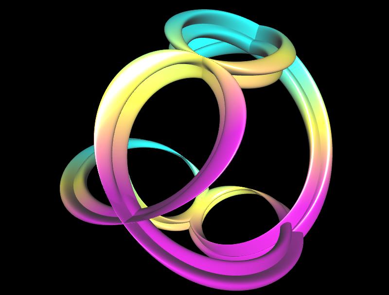 Klein Cycloide - 2