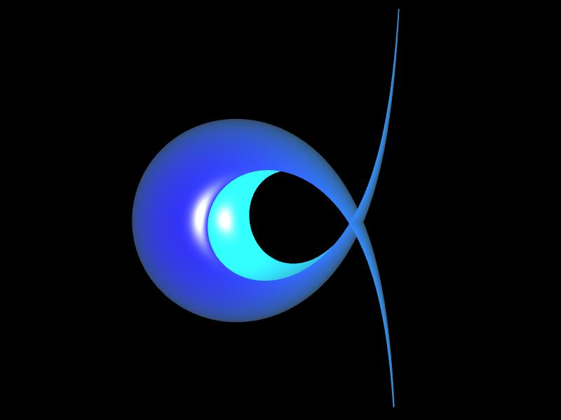 Sievert Surface - 2