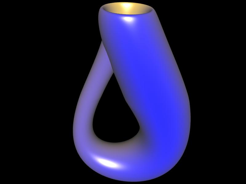 Kleinsche Flasche - 1