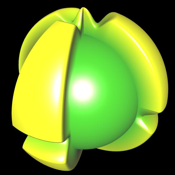 Spherical Harmonic - reelle Koeffizienten geschlossen - 19