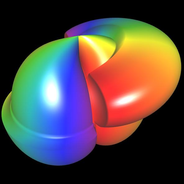 Spherical Harmonic - reelle Koeffizienten geschlossen - 9