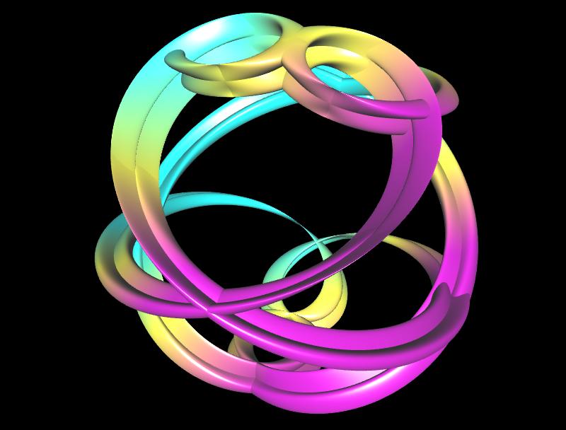 Klein Cycloide - 3