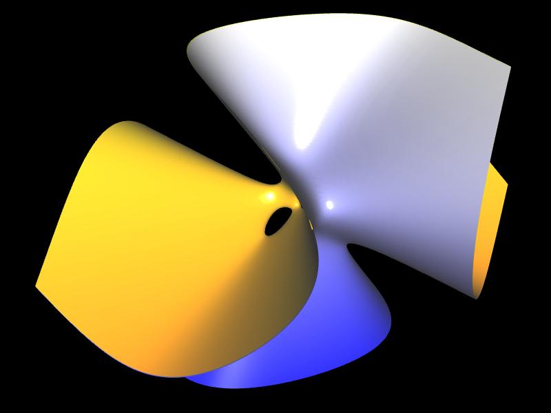 Clebsch Surface - 1