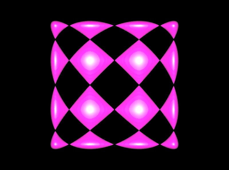 Chmutov Octic - Top