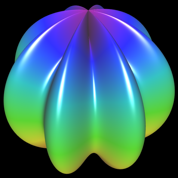 Spherical Harmonic - 0022 0024
