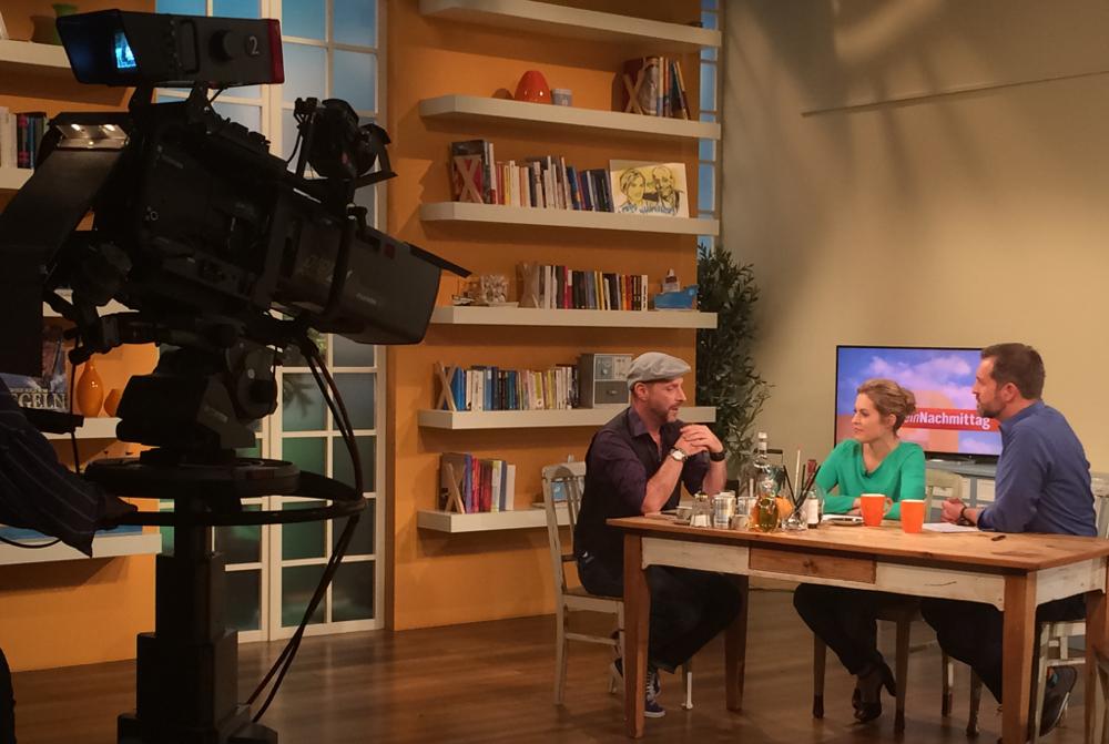 """NDR - """"Mein Nachmittag"""" 29.09.2016"""