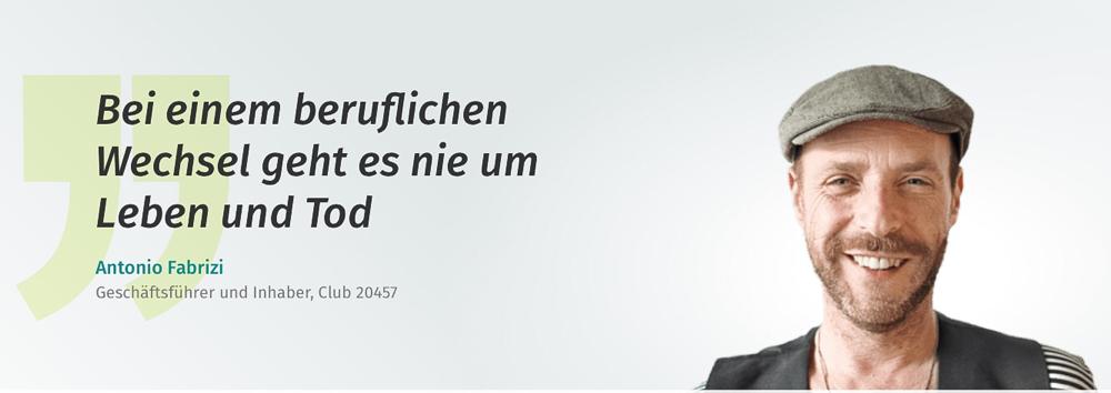 """Artikel bei """"xing"""" zum Thema """"Entscheidungen in der Mitte des Lebens"""""""