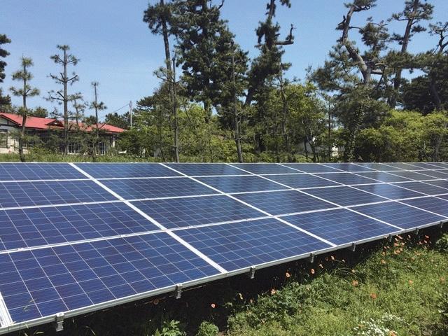 カトリック大磯教会「みんなの発電所ソラ」