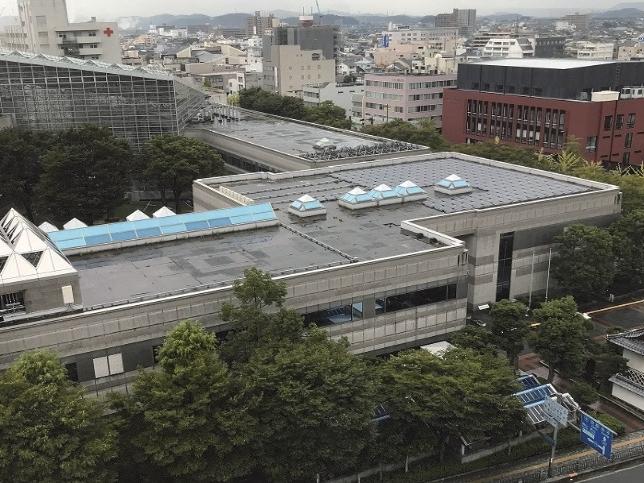 鳥取県立図書館・公文書館発電所