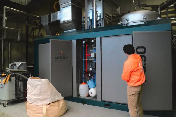 上野村木質バイオマス発電所