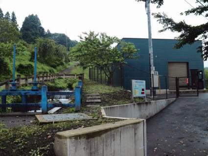美野原小水力発電所