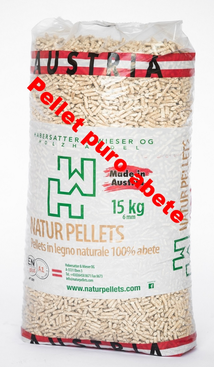 Pellet austria abete timber yard srls vendita pellet al for Ardeco pellet