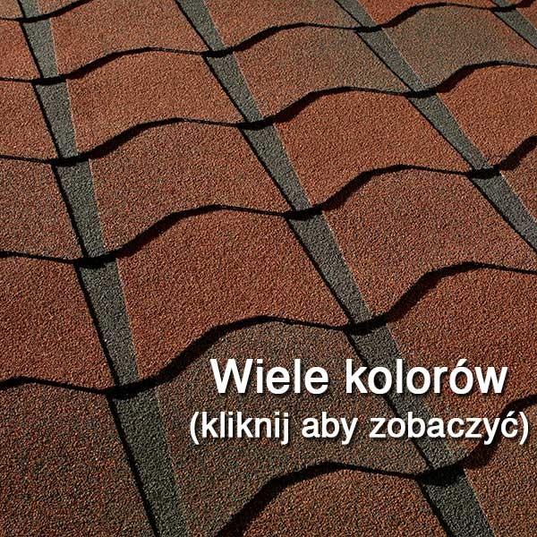 Dachówka Bitumiczna laminowana GAF Monaco, pokrycia dachowe, dach, gont