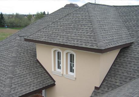 Zdjęcia dachów pokrytych gontem GAF Timberline® TH™